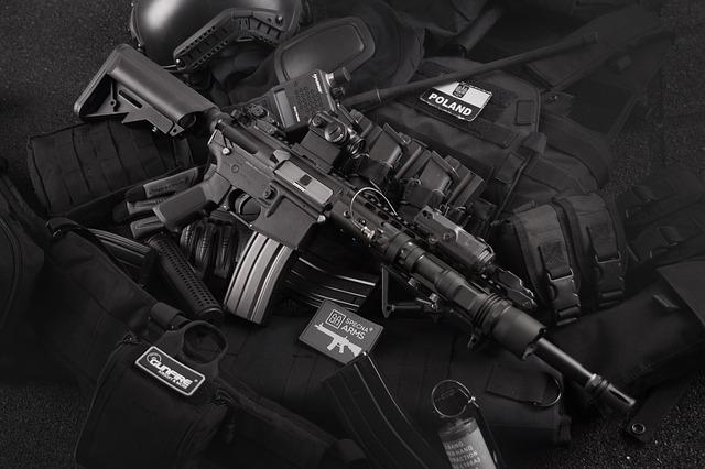 fusil m4 airsoft