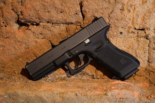 pistola airsoft