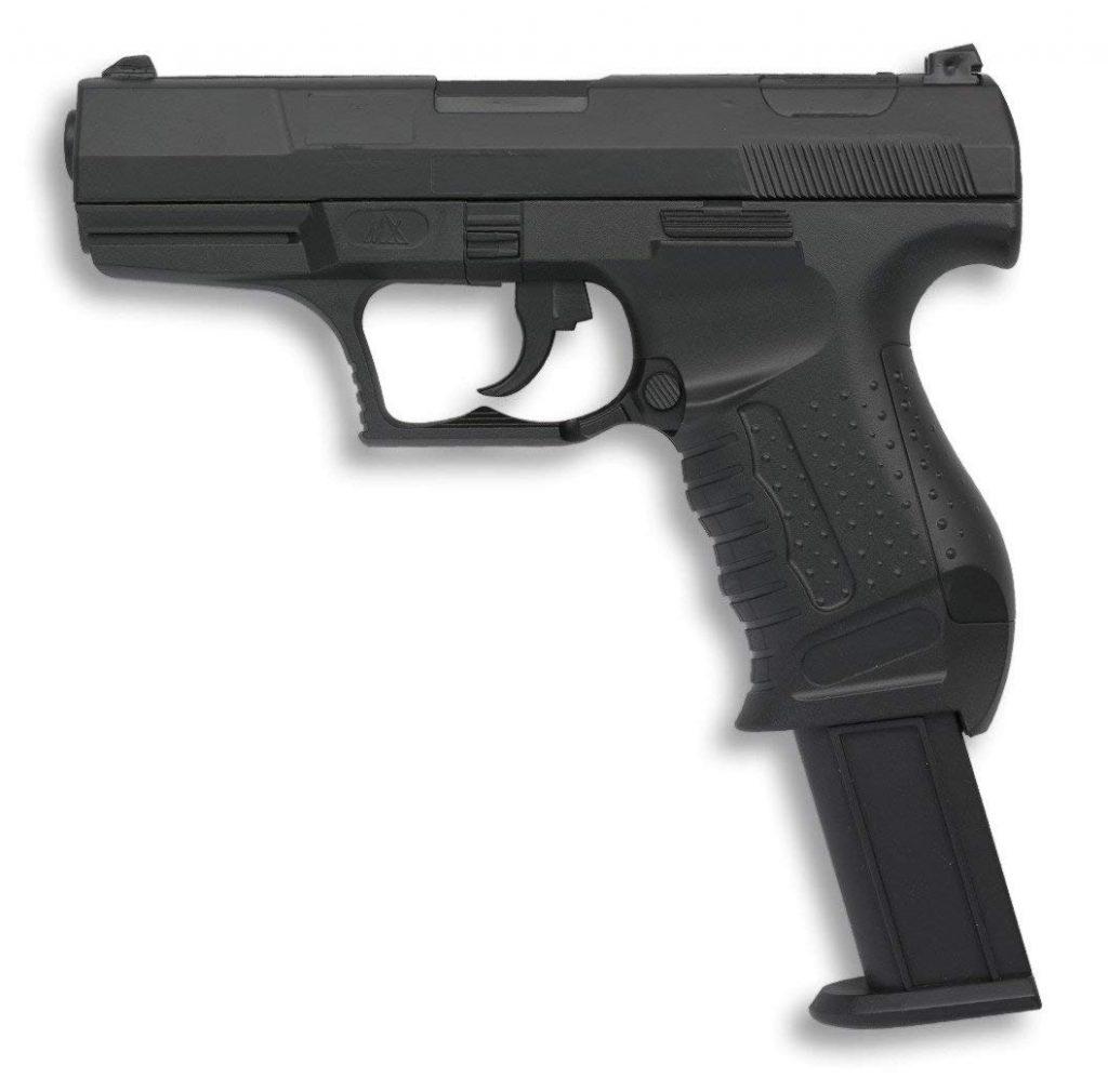 pistola de muelle airsoft