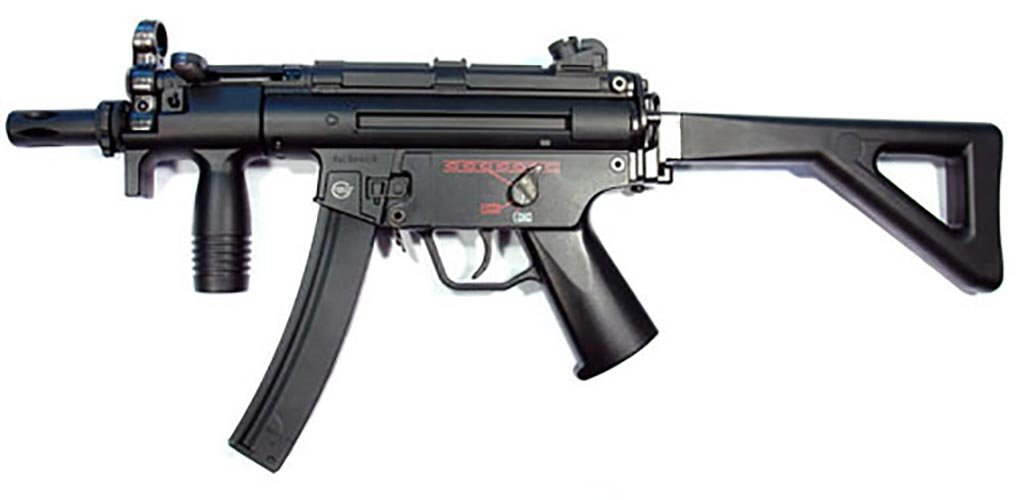 mp5 airsoft