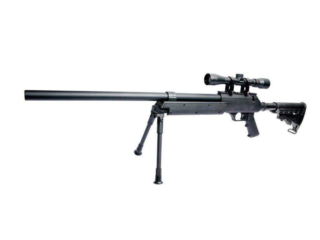 rifle airsoft asg