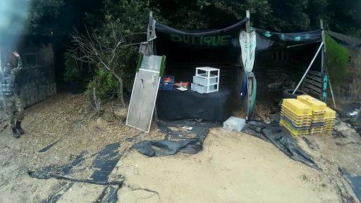 Campo Cuartel Panda